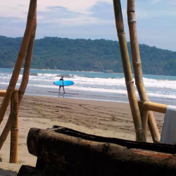 Relax in Indonesia