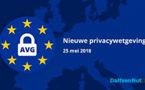 Privacy wet 2018